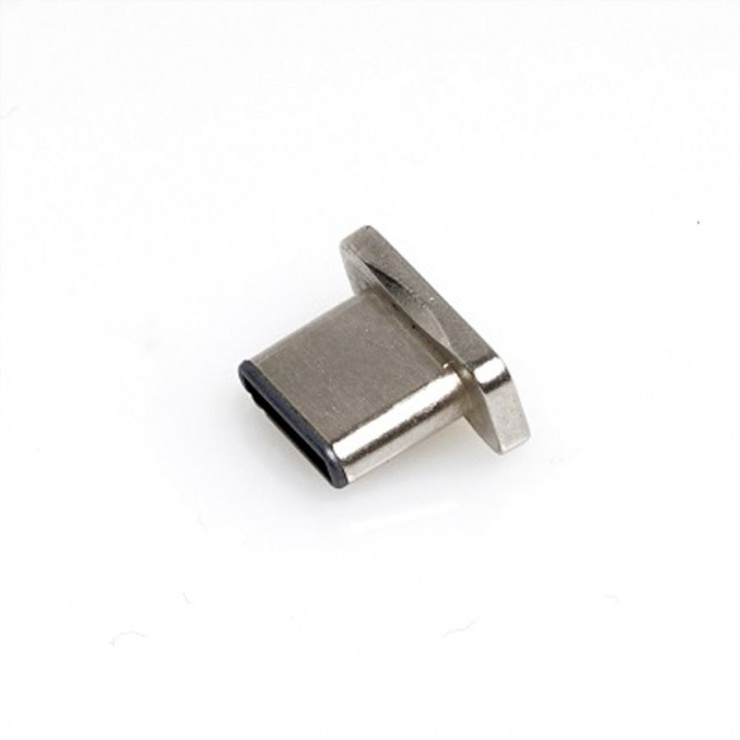 Imagine Conector magnetic detasabil USB-C pentru 11.02.8312 3 buc/set, Roline 11.02.8309