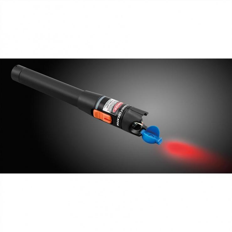 Imagine Tester portabil fibra optica multi/single mode (ST, SC, FC etc.), Value 13.99.3011