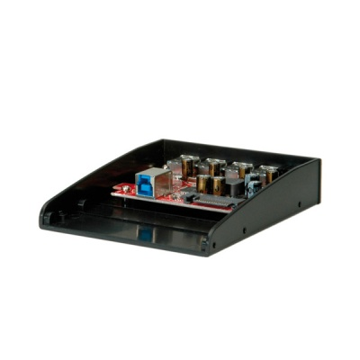 """Imagine Front panel pentru bay 3.5"""" cu 4 x USB 3.0, Roline 14.02.5009-2"""