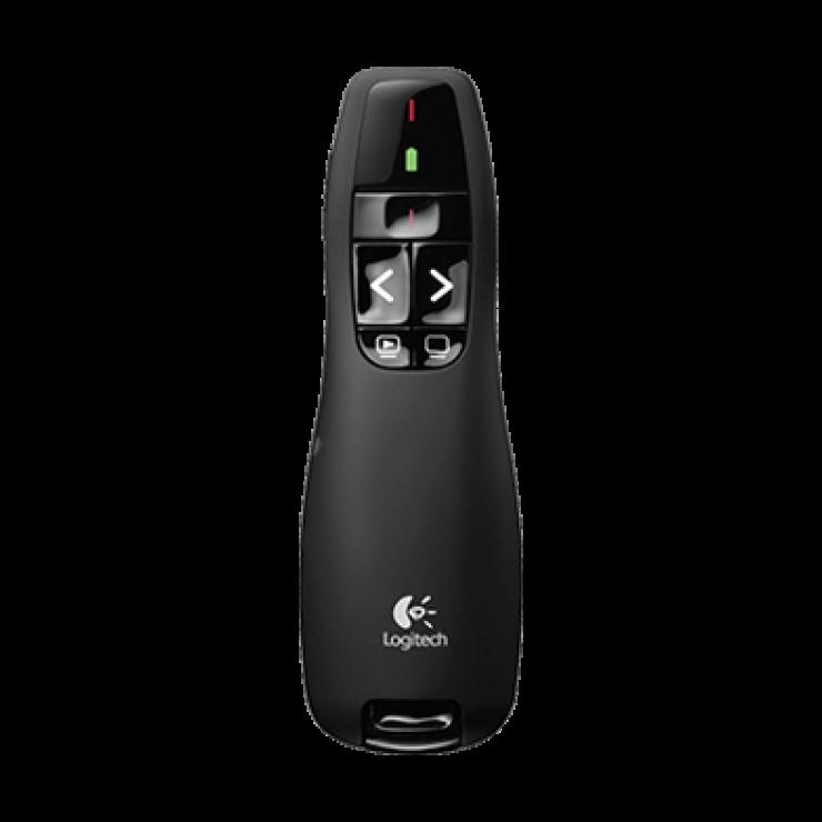 Imagine Wireless presenter R400, Logitech