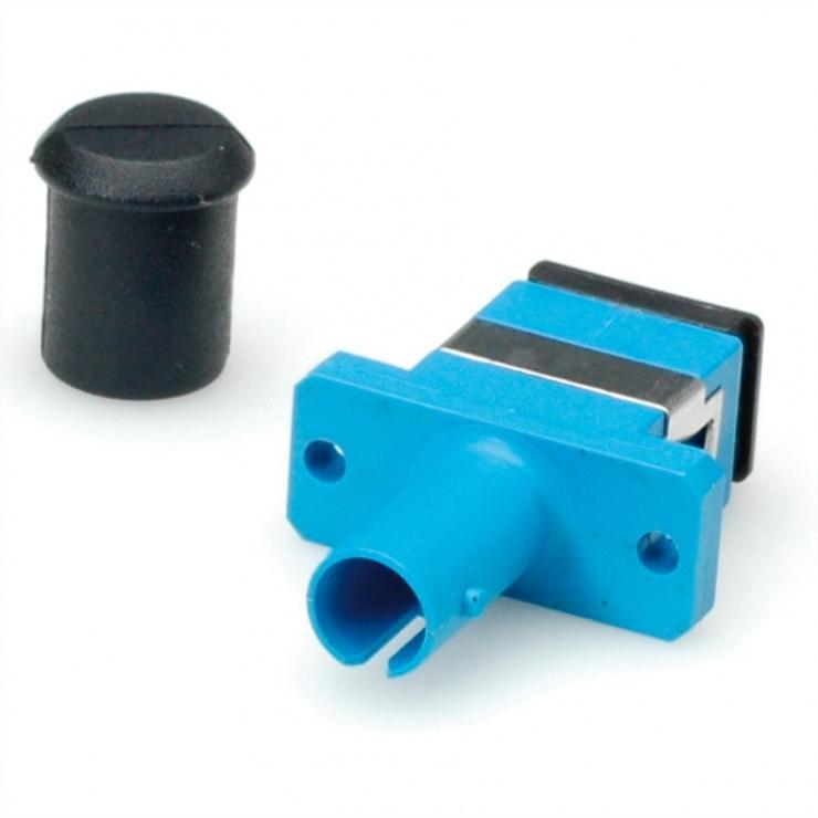 Imagine Adaptor fibra optica  ST/SC Simplex Single-Mode Zirconiu, Roline 21.17.0101