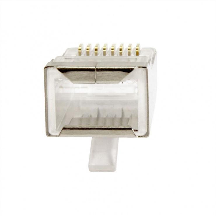 Imagine Mufe RJ45 cat 6 ecranate set 10 buc, Value 21.99.3063