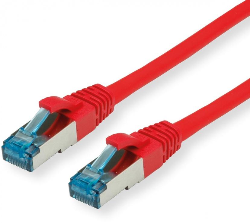 Imagine Cablu retea S-FTP cat 6a Rosu 10m, Value 21.99.1927