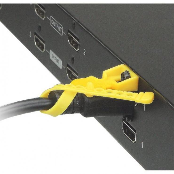 Imagine Sistem de blocare pentru cablu HDMI set 10 buc, ATEN 2X-EA12