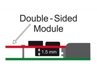 Imagine PCI Express cu 3 x sloturi M.2 NGFF, Delock 89394