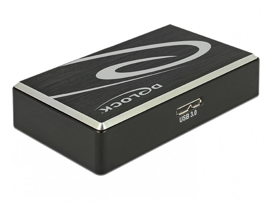 Imagine Cititor de carduri USB 3.0 All in 1, Delock 91710