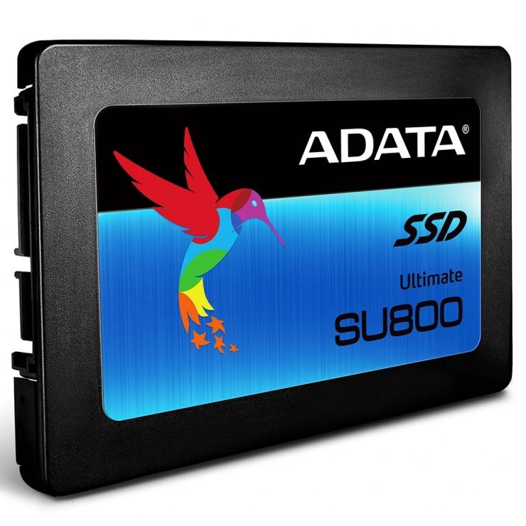 Imagine SSD ADATA Ultimate SU800 256Gb 3D TLC NAND SATA 3