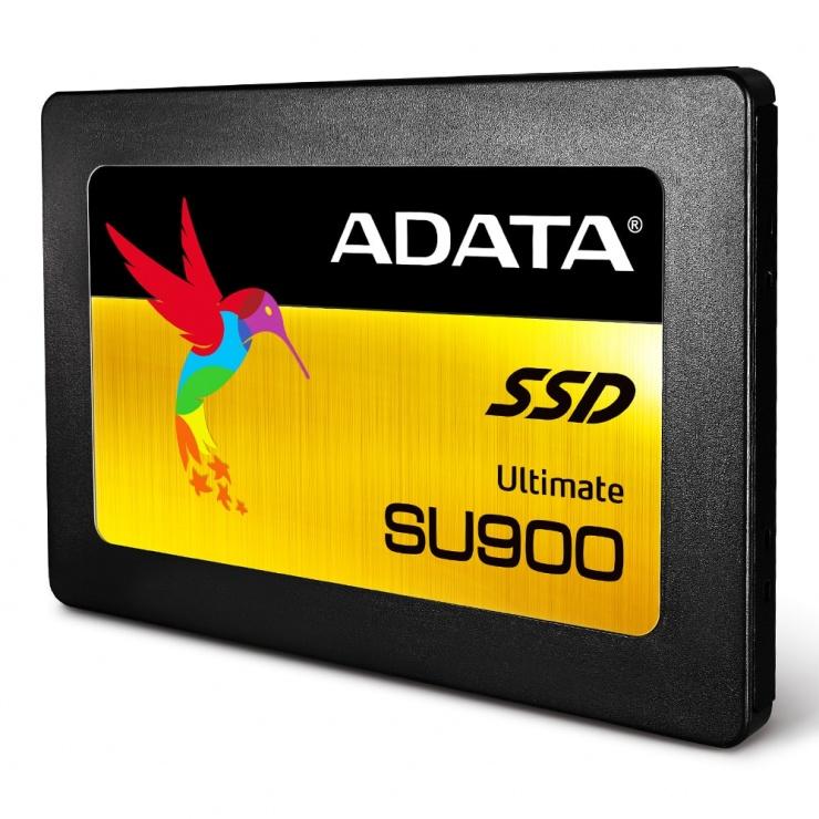 Imagine SSD ADATA Ultimate SU900 256Gb 3D MLC NAND SATA 3