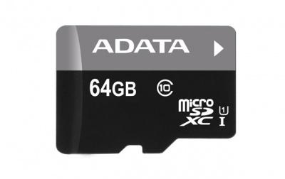 Imagine Secure Digital Card micro SDXC 64GB class 10 ADATA