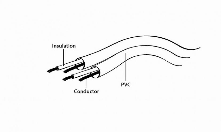 Imagine Cablu audio stereo Jack 3.5mm la 2 x RCA T-T 1.5m, Gembird CCA-458-2