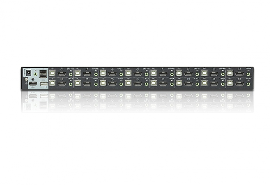 Imagine Switch KVM USB HDMI/Audio 16 porturi, ATEN CS17916