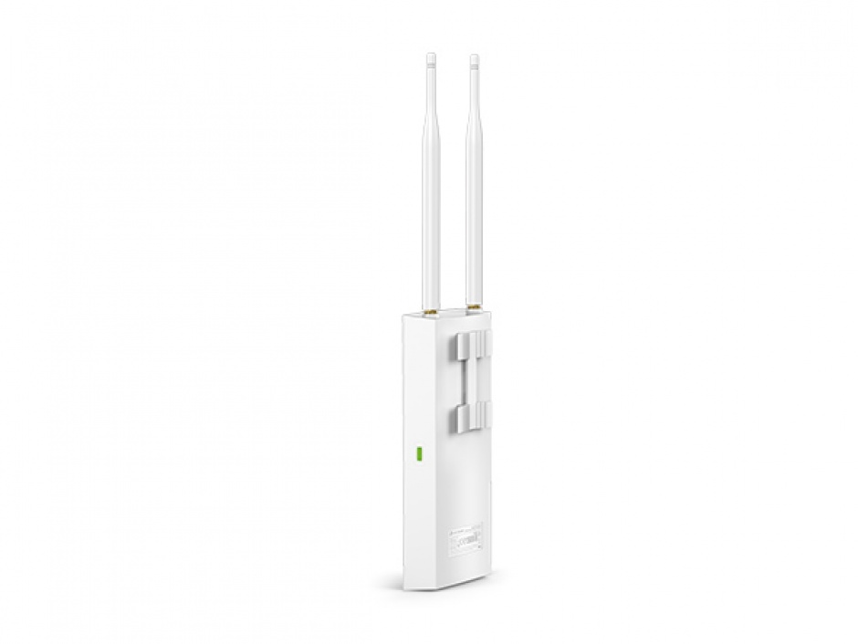 Imagine Acces Point de Exterior 300Mbps Wireless N, TP-LINK EAP110-Outdoor