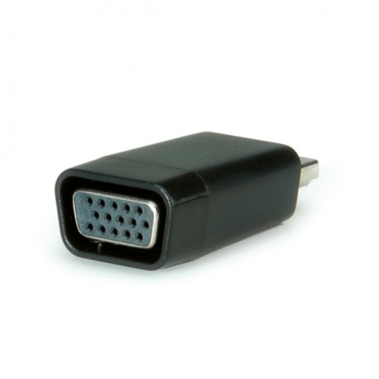 Imagine Adaptor HDMI la VGA T-M, S3208