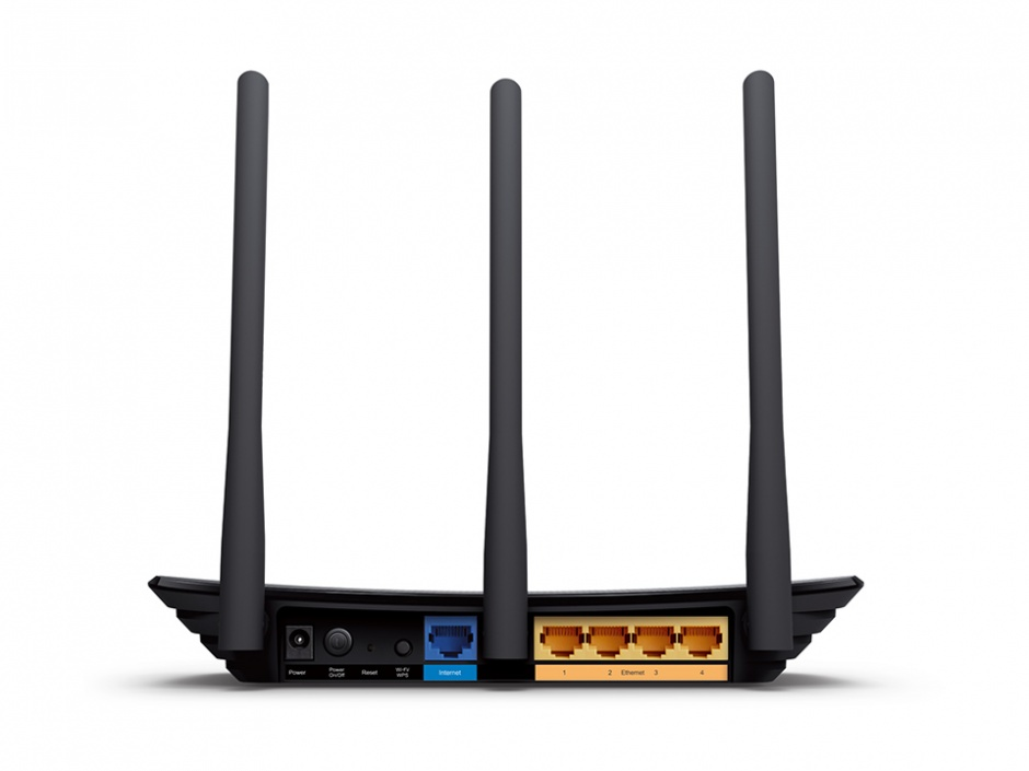 Imagine Router Wireless 450Mbps TP-Link TL-WR940N-2