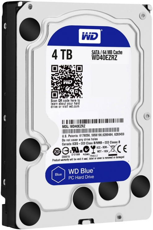 """Imagine HDD 4TB 5400 64M S-ATA3 """"4TRZ"""" WD """"WD40EZRZ"""""""