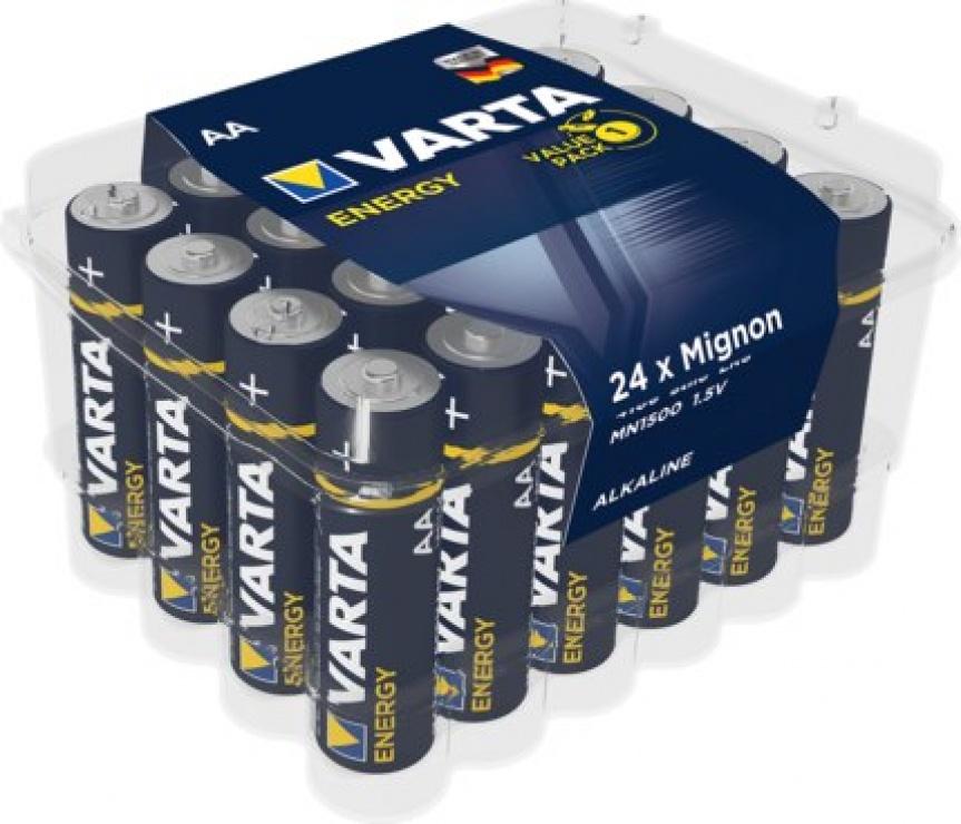 Imagine Baterie VARTA Energy AA LR6 MN1500 (1 bucata)