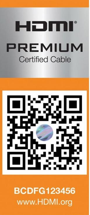 Imagine Cablu HDMI Ultra HD Premium T-T 7.5m, Roline 11.04.5805-4