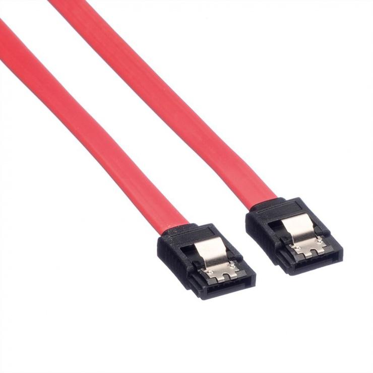 Imagine Cablu date SATA III 1m Rosu, Value 11.99.1551-2
