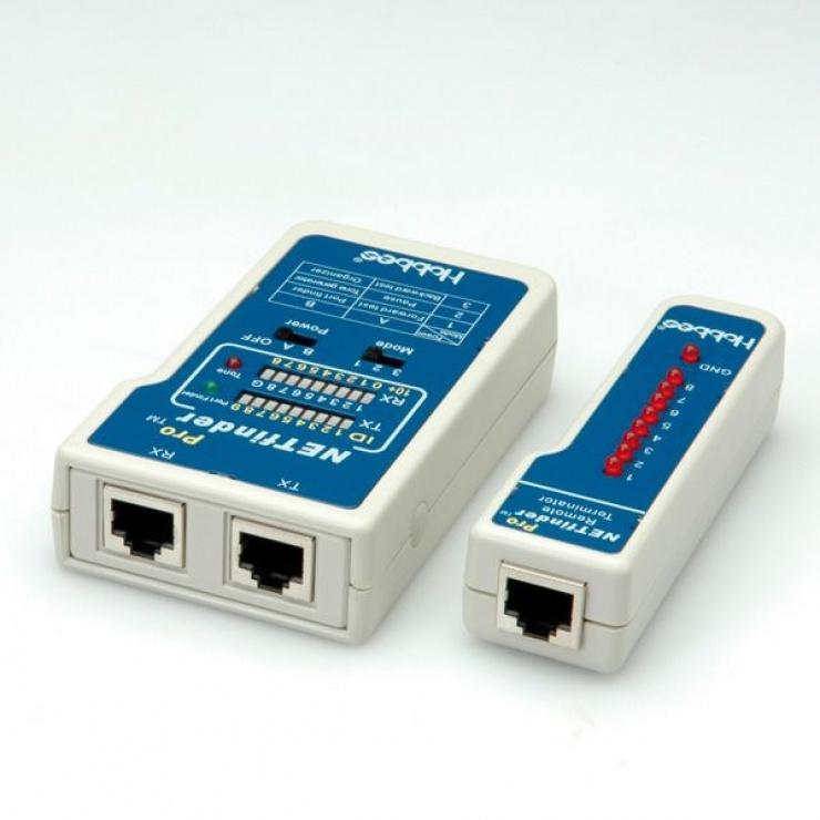 Imagine NETfinder Pro cable tester, HOBBES 256555