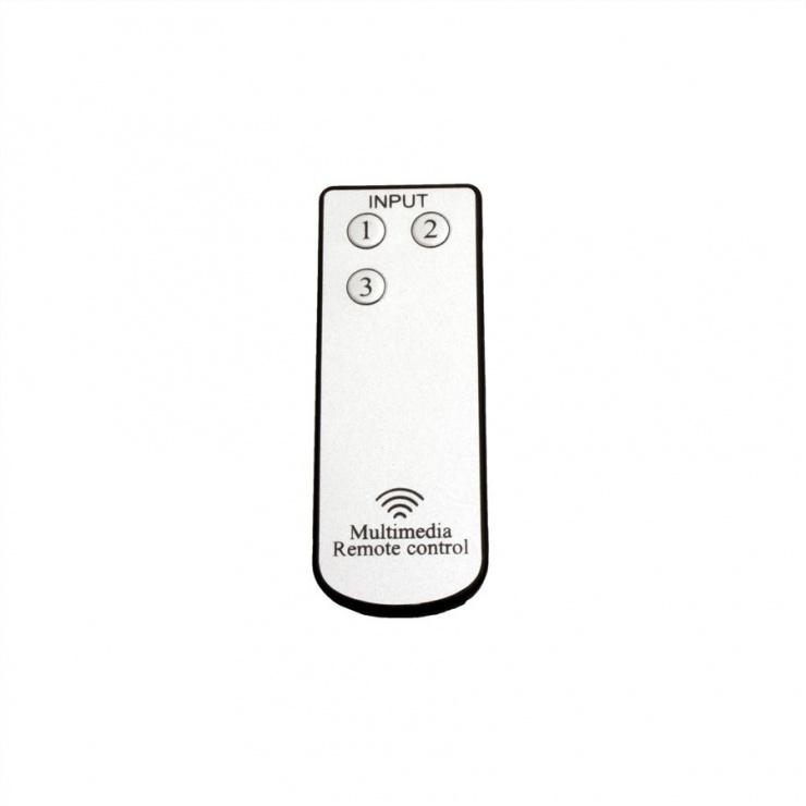 Imagine Switch HDMI / VGA / DP la HDMI, Roline 14.01.3568