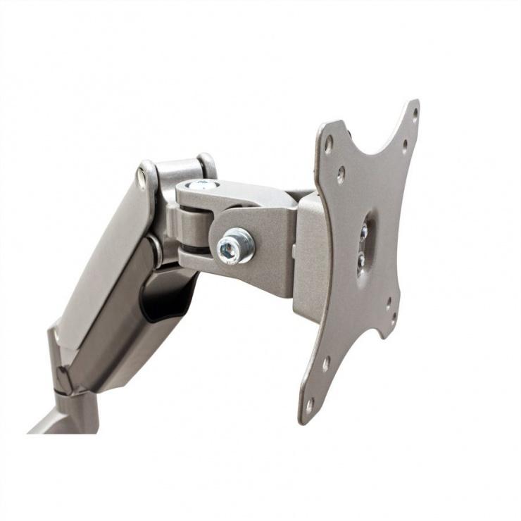 Imagine Suport pentru 2 monitoare montare masa 6 Joints, gas spring, Value 17.99.1147