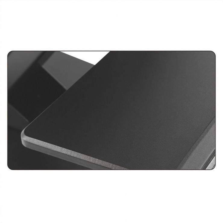 Imagine Workstation ajustabila pentru desktop Negru, Value 17.99.1177