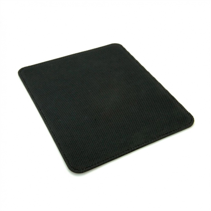 Imagine Mouse pad imitatie piele Negru, Roline 18.01.2046-4