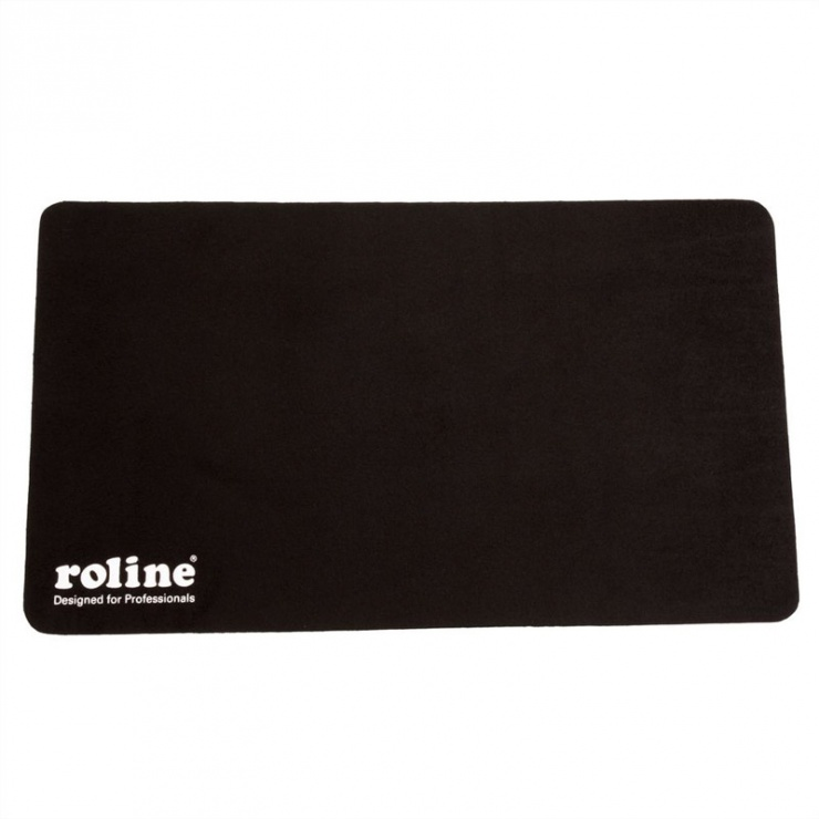 Imagine Mousepad 3 in 1 Negru, Roline 18.01.2047-1