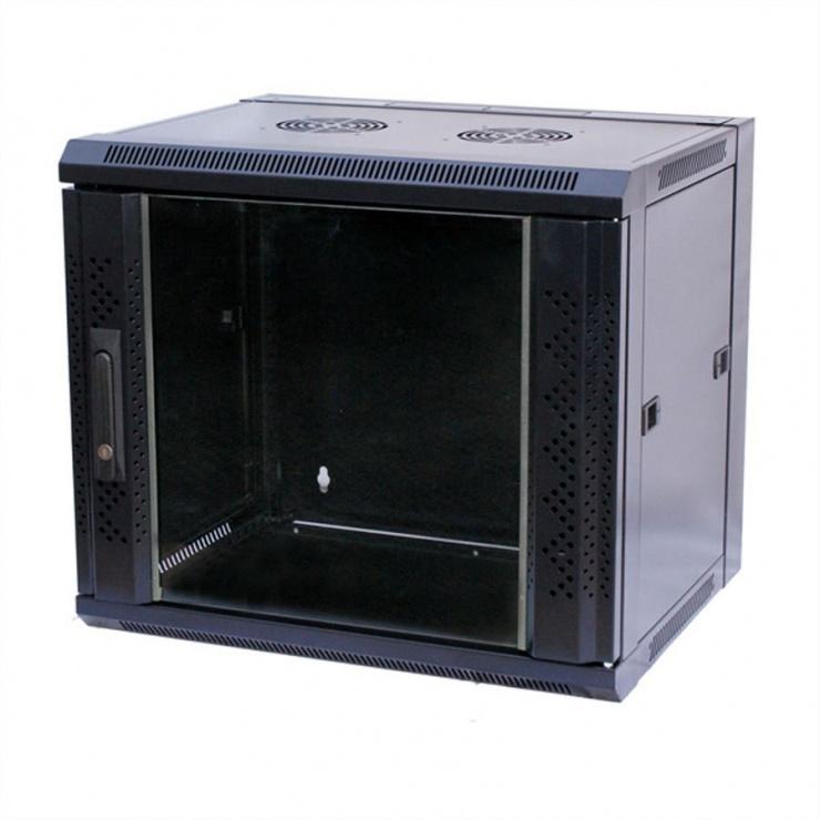 """Imagine Cabinet perete/Rack 18U 19""""  910x570x450mm, Value 26.99.0157"""