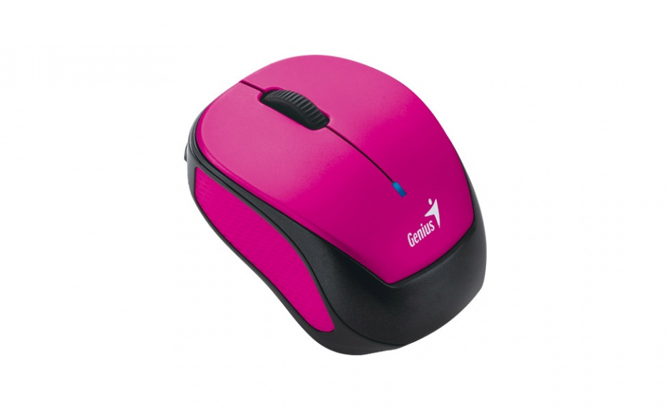 Imagine Mouse USB wireless Micro Traveler 9000R Pink, Genius  - 1