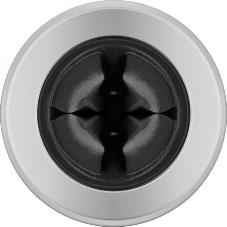 Imagine Suport magnetic auto Slim metalic pentru smartphone (35mm), Goobay 38685-2
