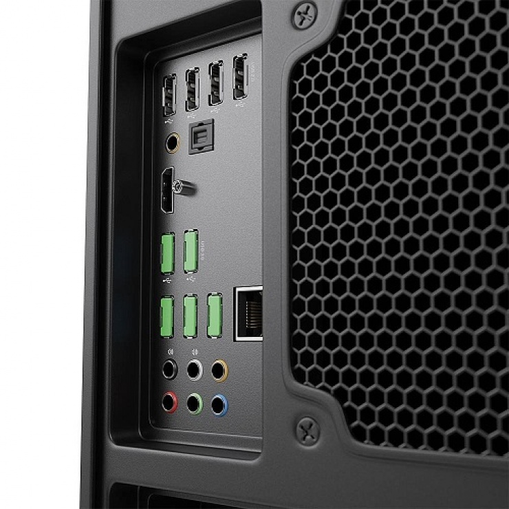 Imagine Cheie pentru blocarea portului USB-A (L40461 & L40451) Verde, Lindy L40621-4