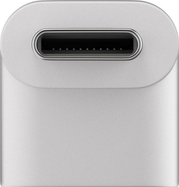 Imagine Adaptor USB-C 3.1 unghi 90 grade T-M Alb, Goobay 55557-1