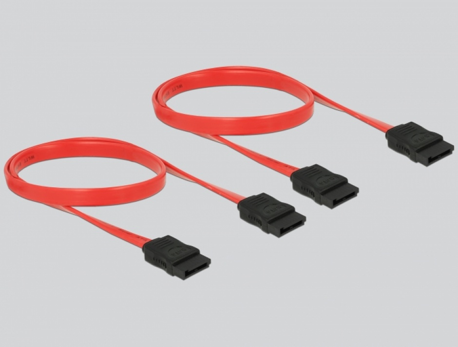 Imagine PCI la 4 x SATA cu RAID, Delock 70154-2