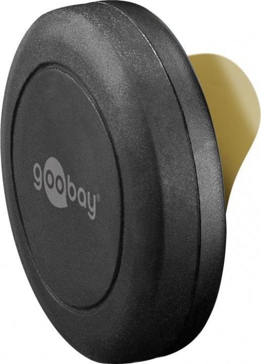 Imagine Suport magnetic universal self-adhesive (45mm), Goobay 62089