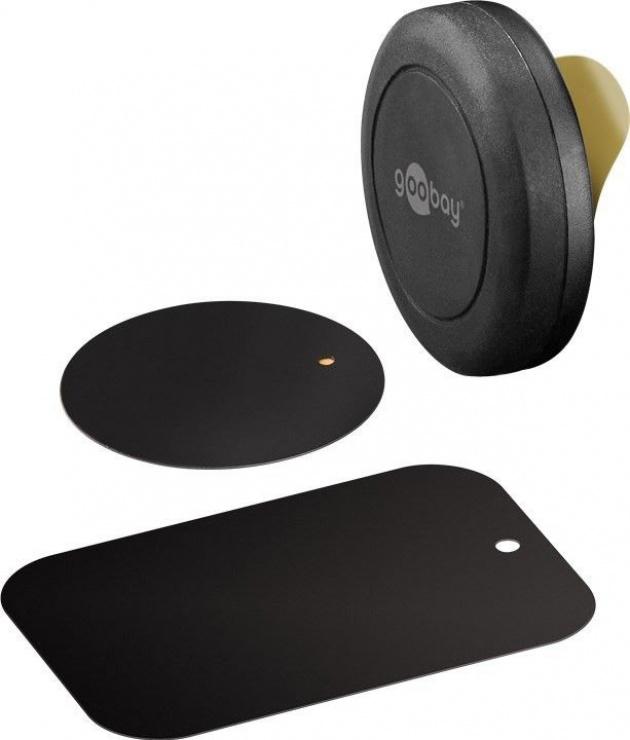 Imagine Suport magnetic universal self-adhesive (45mm), Goobay 62089-1