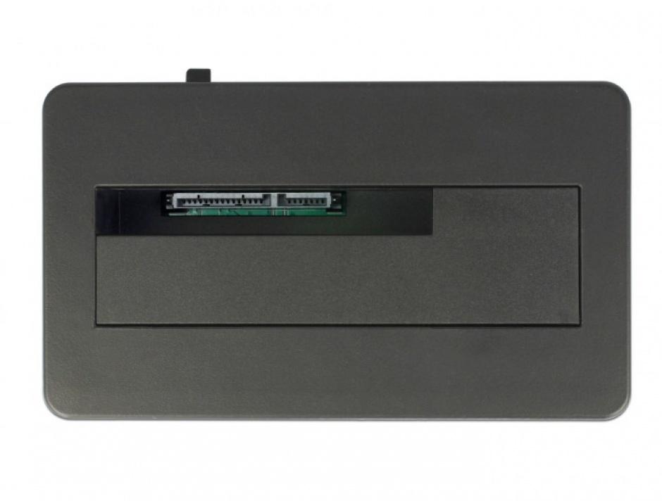 Imagine Docking Station USB 3.1-C pentru HDD/SSD SATA, Delock 63958-2