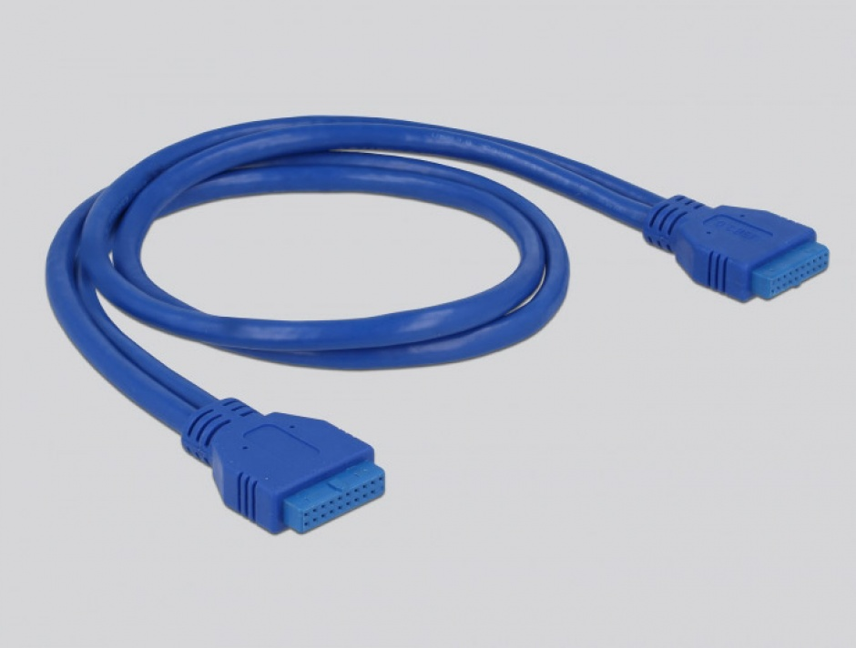 """Imagine Front Panel 3.5"""" USB 3.1 Gen 1 cu 1 x USB-A + 1 x USB-C, Delock 63962-2"""