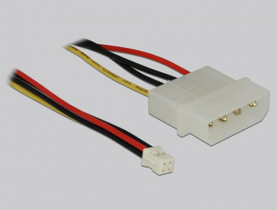 Imagine Convertor M.2 Key B+M la un port USB 3.1 Gen2 key A 20 pini, Delock 63998-3