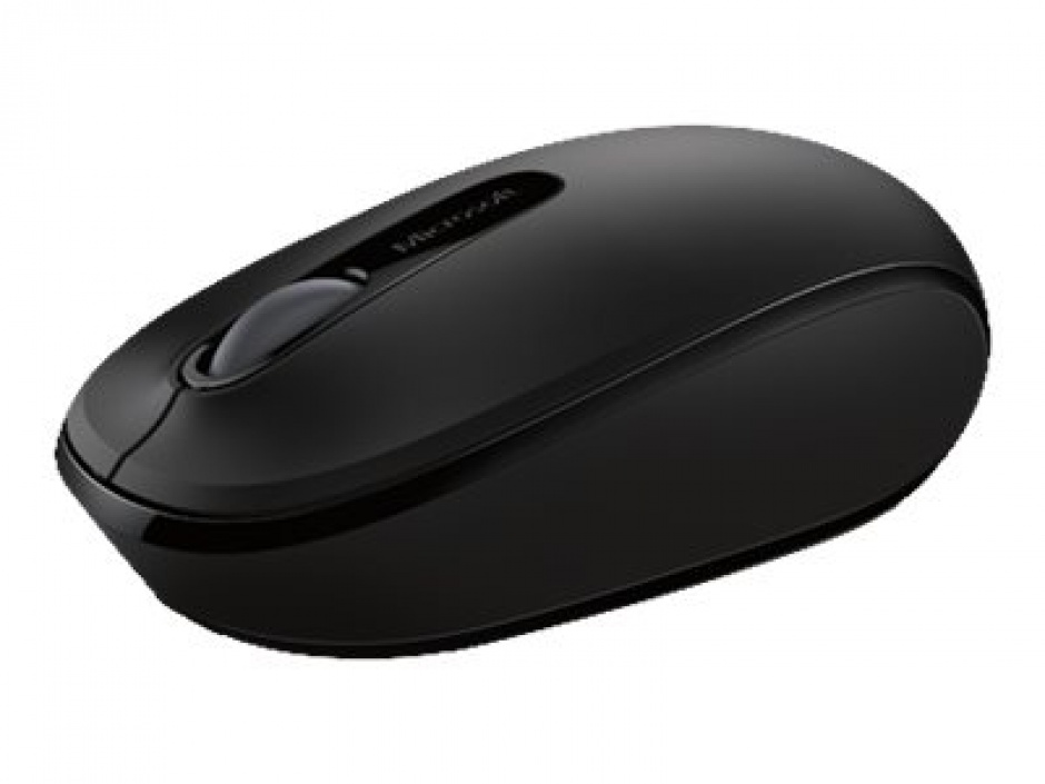 Imagine Mouse Wireless optic Mobile 1850 business negru, Microsoft