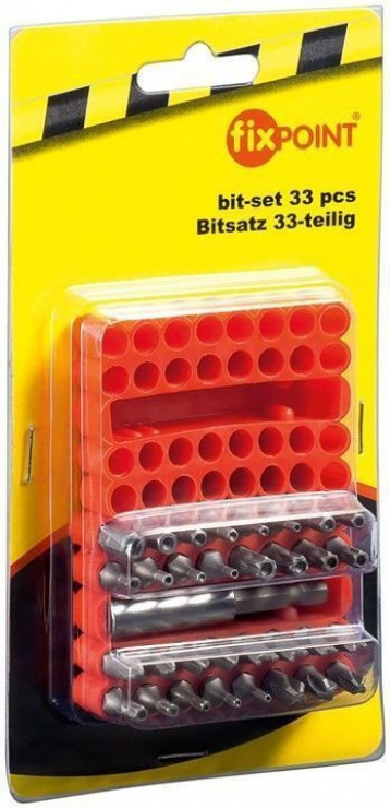 Imagine Trusa set 33 buc bits, Goobay 77044-1