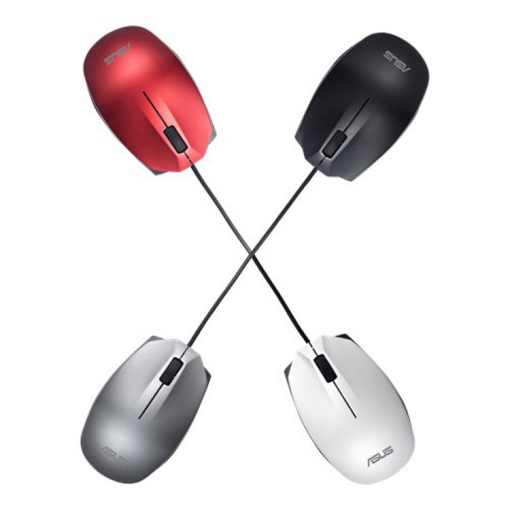 Imagine Mouse optic USB Negru UT280, Asus-4