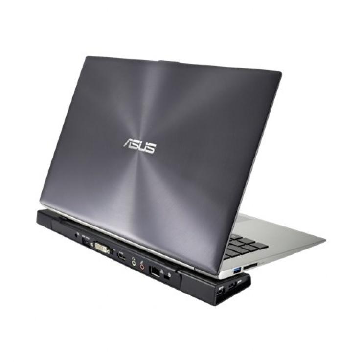 Imagine Docking station Universal USB 3.0, Asus 90XB05GN-BDS000-4