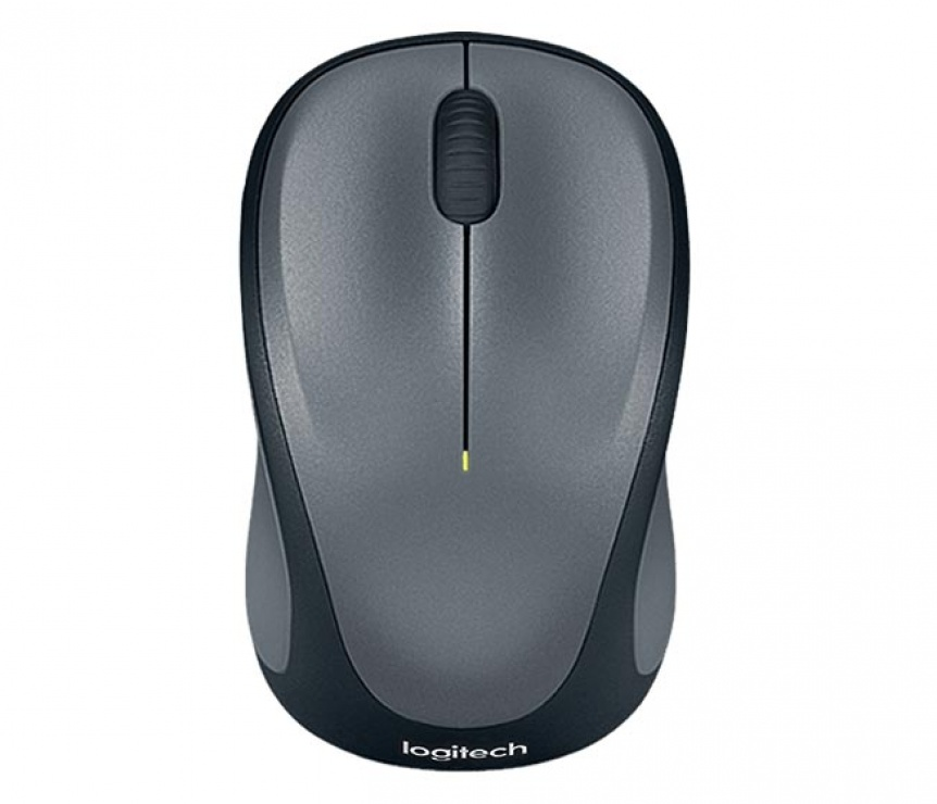 Imagine Mouse wireless M235 Black, Logitech 910-002201
