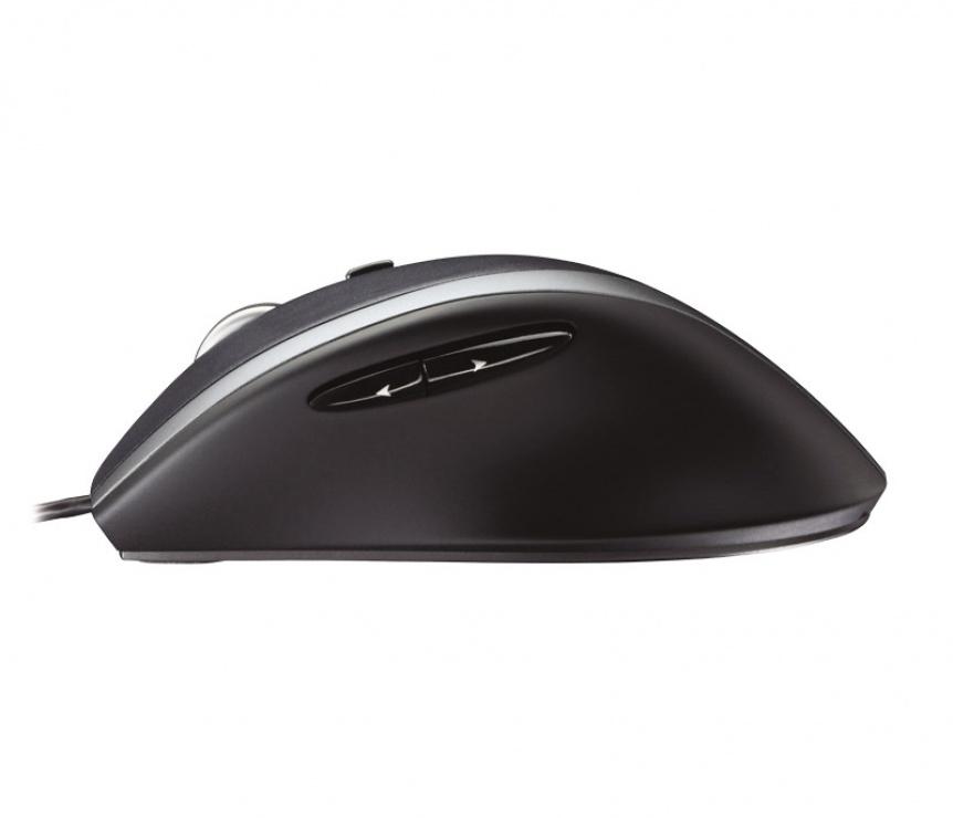 Imagine Mouse laser USB M500 Negru, Logitech-3