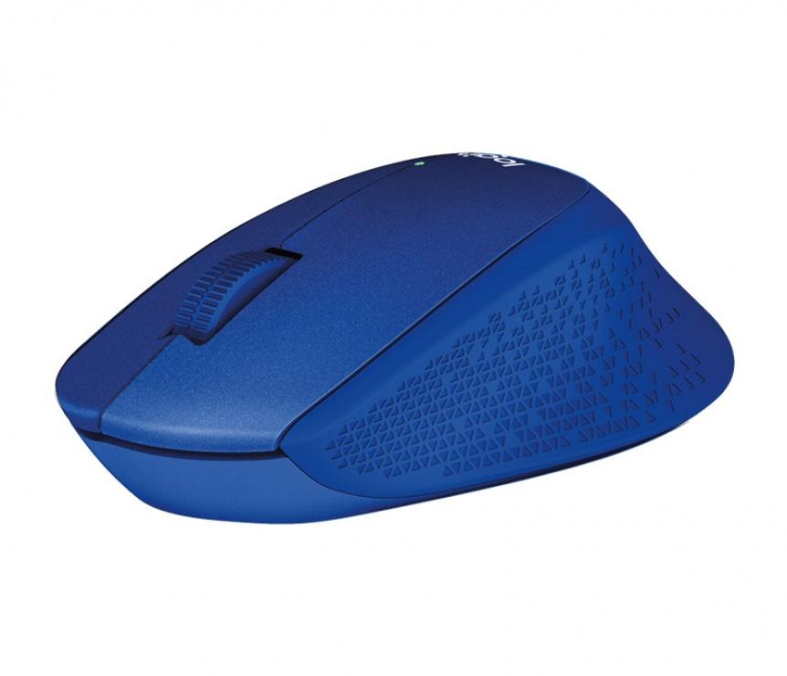 Imagine Mouse wireless Blue M330 Silent, Logitech-2