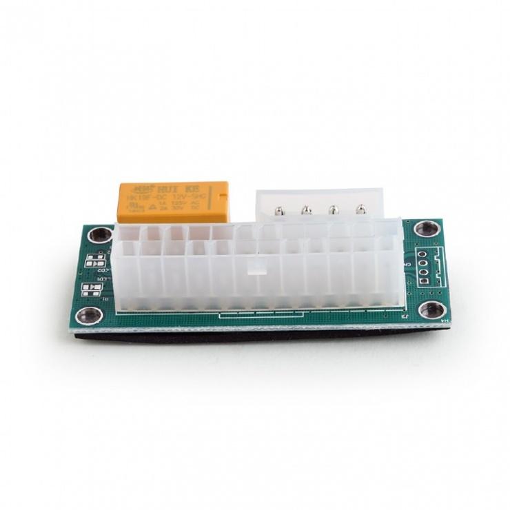 Imagine Adaptor alimentare Dual, Gembird A-PSU2M-01-01