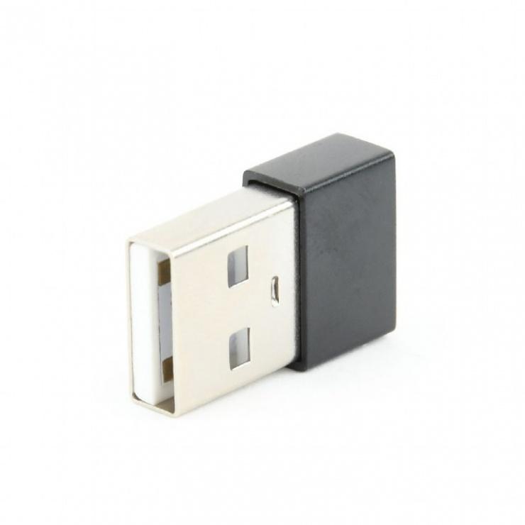 Imagine Adaptor USB-A la USB-C T-M, Gembird A-USB2-AMCF-01