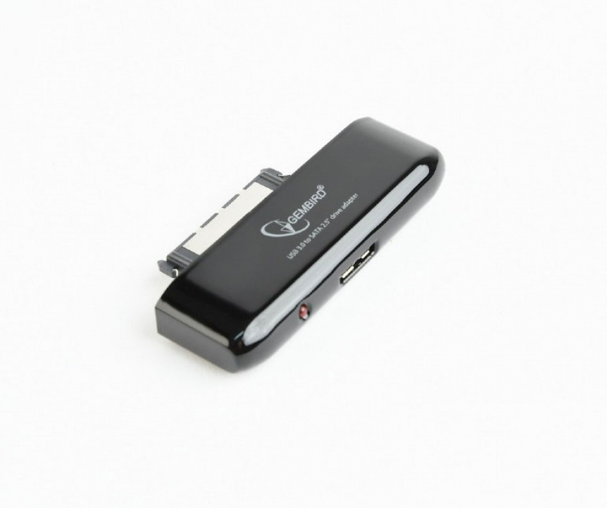 "Imagine Adaptor USB 3.0 la SATA 22 pini pentru HDD/SSD 2.5"" GoFlex, Gembird AUS3-02-1"