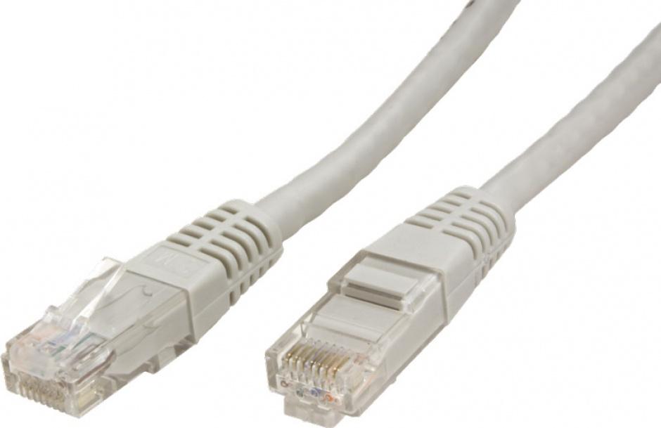 Imagine Cablu de retea RJ45 MYCON UTP Cat.6 1.5m Gri, CON0950-1